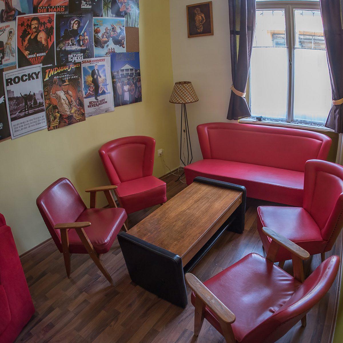 Bérelhető szobák és rendezvényterem